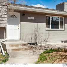 Rental info for 4835 Moorhead Ave