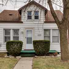 Rental info for 1870 East Troy Street in the 48220 area