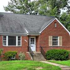 Rental info for Nice Traditional Floor Plan in the Fairlington area