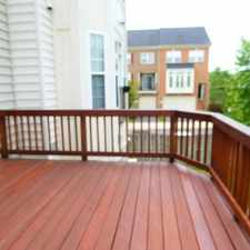 Rental info for 3 Bedrooms Apartment - Beautiful TH WithGarage.