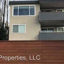 Rental info for 2366 Yale Ave. E (C100) 2 in the Seattle area