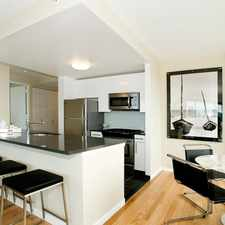Rental info for 4540 Center Boulevard in the Long Island City area