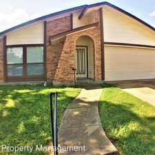 Rental info for 2518 Hollydale Dr in the Garland area