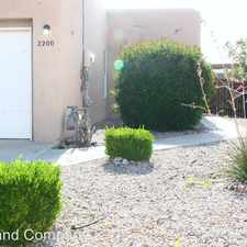 Rental info for 2200 Camino Contento NW in the Los Volcanes area