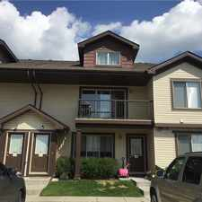 Rental info for 107 - 604 62 Street in the Charlesworth area