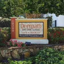 Rental info for Deerpath on the Lake