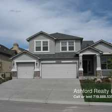 Rental info for 13831 Honey Run Way in the Flying Horse Ranch area