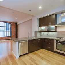Rental info for 16 Jessie St #209 in the Financial District area