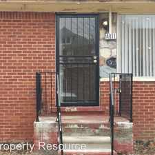 Rental info for 14011 La salle in the Detroit area