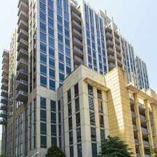 Rental info for 720 N Larrabee Unit 1706 in the River West area