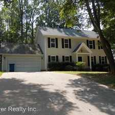 Rental info for 13546 Kintyre Court in the Indian Trail area