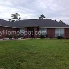 Rental info for Very Clean & Spacious 4 Bedroom Home near the Back Gate!