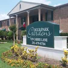 Rental info for Deer Park Gardens