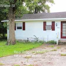 Rental info for 1208 N. Willow St