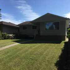 Rental info for Main Floor w/ Double Garage in Forest Heights