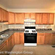 Rental info for 615 N Edgewood St in the Gwynns Falls Park area
