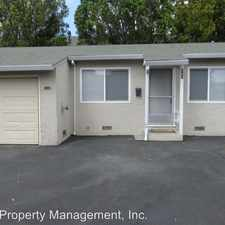 Rental info for 894 West Tennyson Road