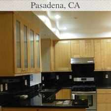 Rental info for Newer Luxurious Yard Style End Unit Town Home B... in the Daisy-Villa area