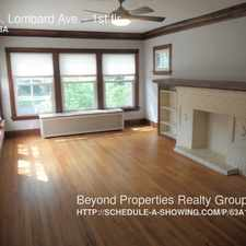Rental info for 642 S. Lombard Ave. in the 60304 area