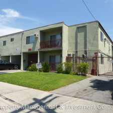 Rental info for 308 N. Avenue 66 Apt 19 in the Arroyo Seco area