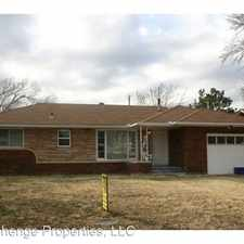Rental info for 5609 S. Rockwood in the Oklahoma City area