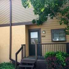 Rental info for 2405 S. Capri # 504
