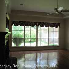 Rental info for 17886 Gray Moss Ave in the Baton Rouge area