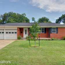 Rental info for 2904 LEITH AVE in the South Hills area