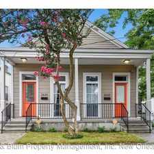 Rental info for 2630-32 Eagle st. in the New Orleans area