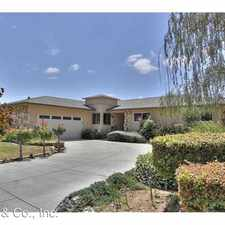 Rental info for 1310 THIRD STREET in the Gilroy area