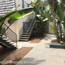 Rental info for 4850 Muir Ave. #9 in the Ocean Beach area