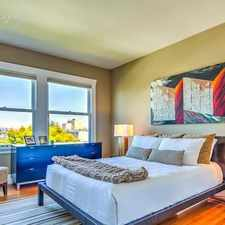 Rental info for Great Central Location 2 Bedroom, 1 Bath in the Castro area