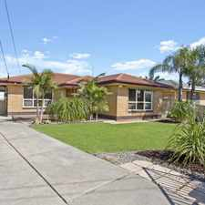 Rental info for 3 Bedrooms PLUS a self contained Teenagers Retreat! in the Semaphore Park area