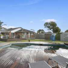 Rental info for Under application so no further opens will occur Thank you in the Mornington area