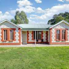 Rental info for Room to move without the upkeep. Security, convenience and a picturesque setting in the Mount Barker area