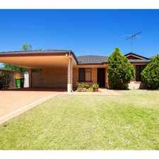 Rental info for QUIET LOCATION in the Mandurah area