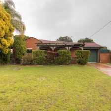 Rental info for BURSTING WITH VALUE! in the Koondoola area
