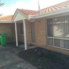 Rental info for Tidy 3 Bed Unit Close To The Beach in the South Bunbury area