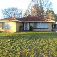 Rental info for LEASED !! in the Thornlie area