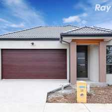 Rental info for PERFECT 3 BEDROOM HOME PLUS STUDY! in the Melbourne area