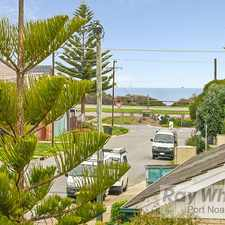 Rental info for Affordable living in sought after seaside suburb.