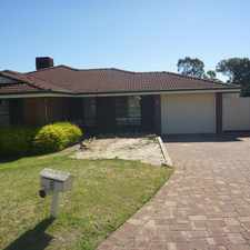 Rental info for HOME SWEET HOME - FOR RENT WOODVALE in the Woodvale area