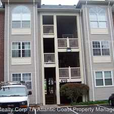 Rental info for 410 Delaware Ave. #301 in the Colonial Place-Riverview area