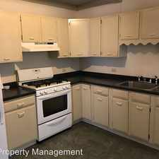Rental info for 322 Cherry - First Floor in the Reading area