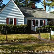 Rental info for 8973 St. George Ave in the Norfolk area