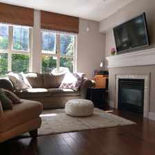 Rental info for Large and clean 1 bedroom and den with solarium and large patio