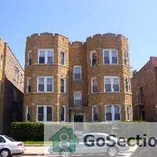 Rental info for Completely renovated building, all new electric, plumbing, furnace. Condo convertion quality on lovely block walking distance from metra, and cta stop in the Roseland area