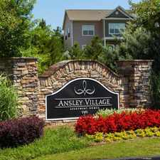 Rental info for Ansley Village