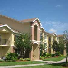 Rental info for Canterbury Cove in the Orlando area