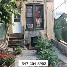 Rental info for 2 Bedroom in the Heart of Crown Heights With Private Backyard!!! in the Crown Heights area